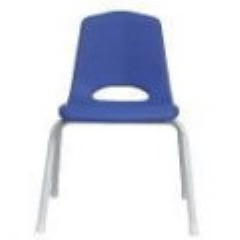 Rental store for CHAIR, CHILDREN BLUE in Baton Rouge LA