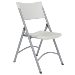 Rental store for CHAIR, CONTOUR WHITE SPECKLED in Baton Rouge LA