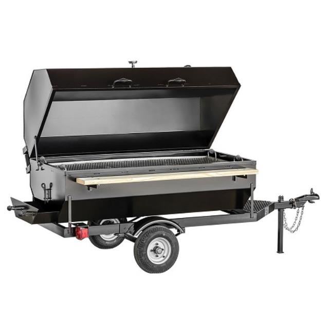 Where to rent BARBEQUE PIT, TRAILER in Baton Rouge Louisiana, Gonzales, Zachary, Denham Springs, Port Allen, Walker, Prairieville, Plaquemine, Baker, Central, St. Francisville, New Roads LA