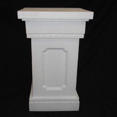 Rental store for BALUSTRADE COLUMN, 2 PC. in Baton Rouge LA
