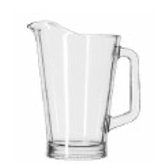 Rental store for PITCHER, GLASS 60 OZ in Baton Rouge LA