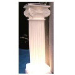 Rental store for LIGHT, COLUMN BASE in Baton Rouge LA