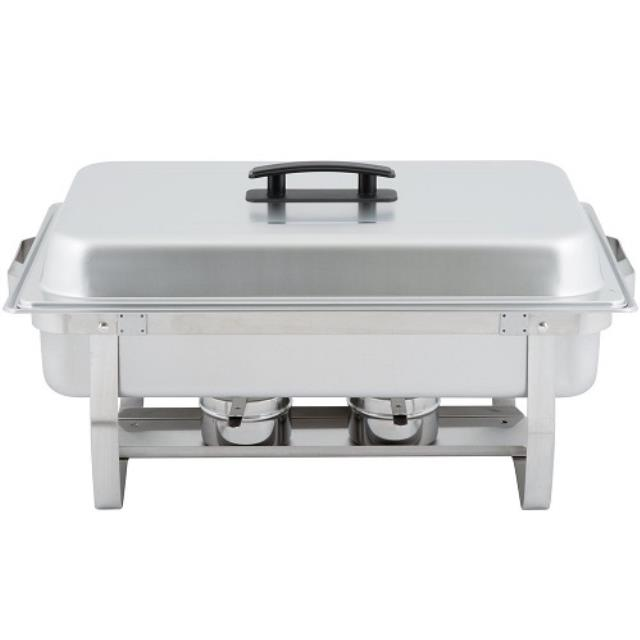 Where to rent CHAFING, STAINLESS 8 QT RECT in Baton Rouge Louisiana, Gonzales, Zachary, Denham Springs, Port Allen, Walker, Prairieville, Plaquemine, Baker, Central, St. Francisville, New Roads LA