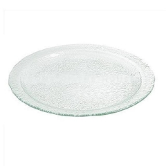 Rental store for PLATTER, GLASS OVAL 12  X 16 in Baton Rouge LA