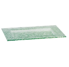 Rental store for PLATTER, GLASS RECT 11  X 16 in Baton Rouge LA