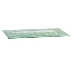 Rental store for PLATTER, GLASS RECT 12  X 24 in Baton Rouge LA