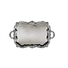 Rental store for TRAY, SILVER FOOTED 18 X14 in Baton Rouge LA