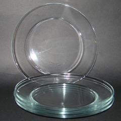 Rental store for CLEAR GLASS PLATES in Baton Rouge LA