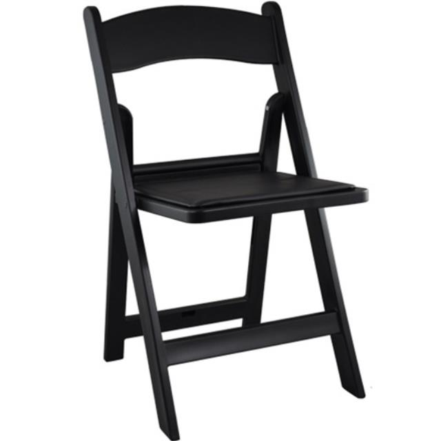 Where to rent CHAIR, BLACK WITH PAD in Baton Rouge Louisiana, Gonzales, Zachary, Denham Springs, Port Allen, Walker, Prairieville, Plaquemine, Baker, Central, St. Francisville, New Roads LA