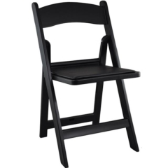 Rental store for CHAIR, BLACK WITH PAD in Baton Rouge LA