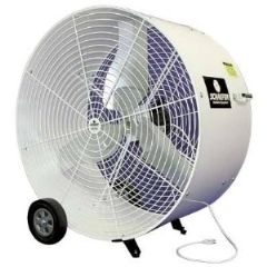Rental store for FAN, 36  POLY DRUM WHITE in Baton Rouge LA