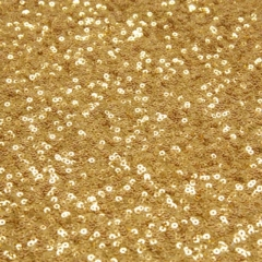 Rental store for GOLD SEQUIN LINENS in Baton Rouge LA