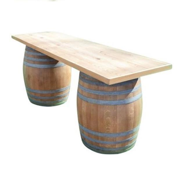 Where to rent BARRELS WITH TABLE TOP in Baton Rouge Louisiana, Gonzales, Zachary, Denham Springs, Port Allen, Walker, Prairieville, Plaquemine, Baker, Central, St. Francisville, New Roads LA