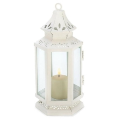 Rental store for LANTERN, WHITE CENTERPIECE in Baton Rouge LA