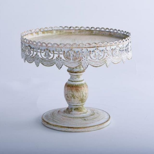 Where to rent CAKE STAND, 10  WHITE METAL in Baton Rouge Louisiana, Gonzales, Zachary, Denham Springs, Port Allen, Walker, Prairieville, Plaquemine, Baker, Central, St. Francisville, New Roads LA
