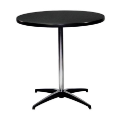 Rental store for TABLE, 30  ROUND PEDESTAL in Baton Rouge LA