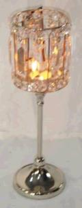Rental store for CANDLE HOLDER, CRYSTAL MEDIUM in Baton Rouge LA