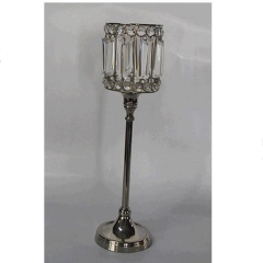 Rental store for CANDLE HOLDER, CRYSTAL LARGE in Baton Rouge LA