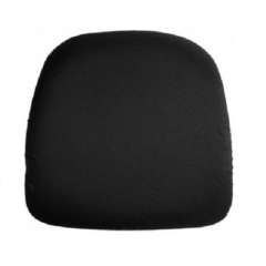 Rental store for CHAIR PAD COVER, BLACK in Baton Rouge LA