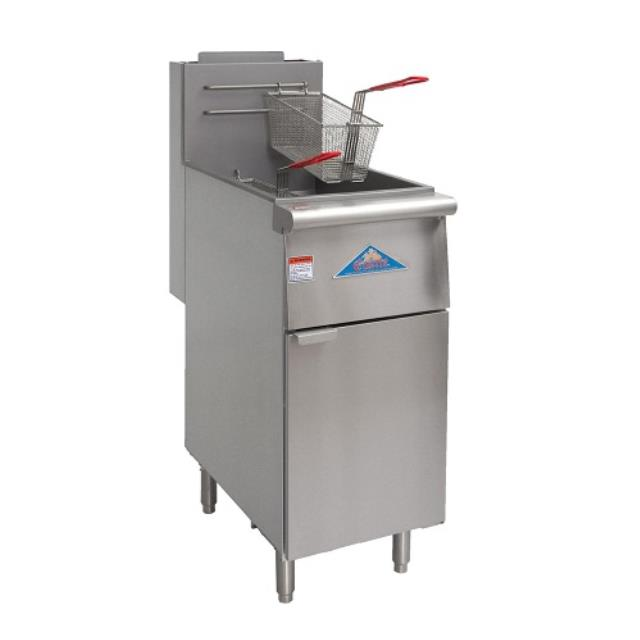 Where to rent DEEP FRYER, PORTABLE in Baton Rouge Louisiana, Gonzales, Zachary, Denham Springs, Port Allen, Walker, Prairieville, Plaquemine, Baker, Central, St. Francisville, New Roads LA